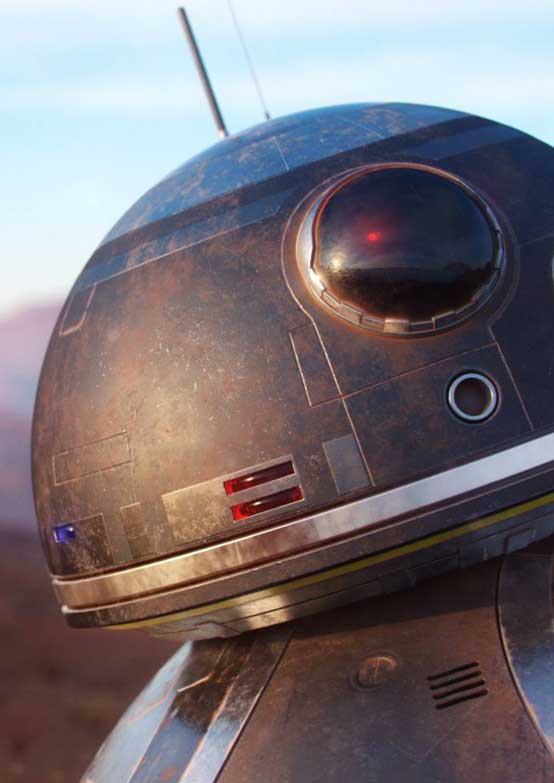 BB-1| Star Wars Fan Art